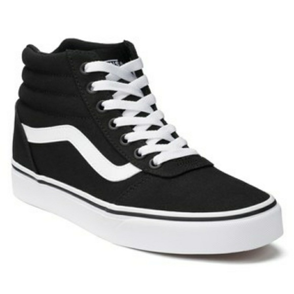 Womens high top vans
